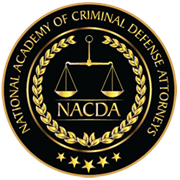 Jason Kadish National Academy of Criminal Defense Attorneys Badge 2018